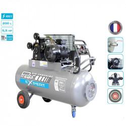 Compresseur 200 L PRODIF tri-cylindre 5.5 cv  triphasé TRE2320055TG  NEUF...