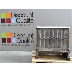 Corps de chauffe 8 éléments DE DIETRICH 83755511 pour chaudière Gaz DTG...