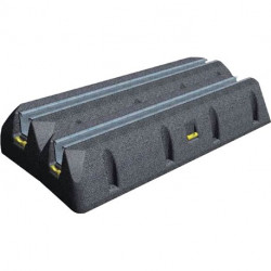 Paire de supports - Patin anti vibration SUMO 600 mm pour climatiseur Grand...