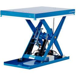 Table élévatrice électrique HYMO force 1000 kg - 1200 x 1000 mm...