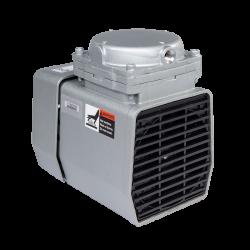 Pompe à vide 0.09 kW 0.15 m3h GAST monophasé prise US DOA-P725-BN NEUVE