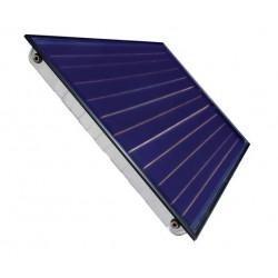 Panneau capteur solaire 2,3 m² THERMOR ATLANTIC horizontal Solerio Solar plan...