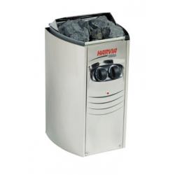 Poêle électrique pour sauna 3.5 kW HARVIA Vega Compact BC 35 avec unité de...