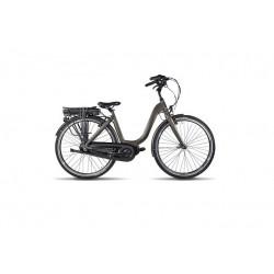 Vélo électrique adulte T46 EZO STARWAY Bastille 700 Autonomie de 96 km Gris...