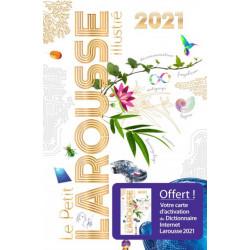 Livre - Dictionnaire Petit Larousse Illustré 2021 NEUF