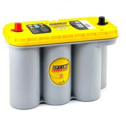 Batterie de démarrage 65AH 975A Optima Yellow top - 12V - YTS 5.5 (8051-187)...