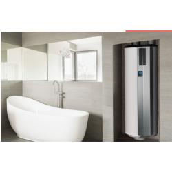 Chauffe eau thermodynamique 200 L ATLANTIC Aquacosy sur air extrait  - Mural...