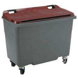 Conteneur mobile 500 L SULO Citybac Tri des déchets A0227773 NEUF déclassé