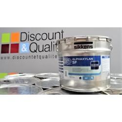 Pot 10 L de peinture SIKKENS Alphaxylan SF / Blanc MAT / pour murs et...