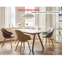 Table scandinave de salle à manger HAY Copenhague CPH30 200 x 90 cm en chêne...