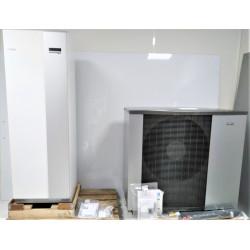Pompe à chaleur air/eau avec production eau chaude 12 kW NIBE Inverter...