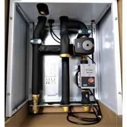 Kit 2 zones ATLANTIC 570630 - 074725 pour pompe à chaleur Air/Eau  Alféa...
