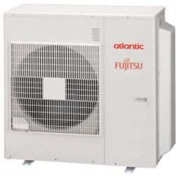 Unité extérieure de climatisation 9.6 kW ATLANTIC FUJITSU Quadri Split...