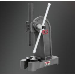 Presse à mandrin manuelle d'atelier  3 tonnes JET Arbor AP3-M /  333360 NEUVE
