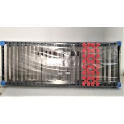 Sommier électrique NEUF de relaxation àplots et lattes 70 x 190 cm avec sa...