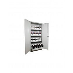 Armoire de sécurité pour stockage de produits dangereux 300 L TRIONYX ALT305...