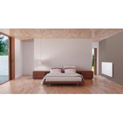 Radiateur électrique 2000W SAUTER Malao horizontal - blanc - NEUF