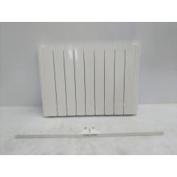 Radiateur électrique à fluide LMC 1250W blanc sans sa télécommande - NEUF...