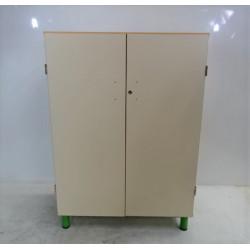 Armoire de rangement LAFA 2 portes - COL0710 - Neuve