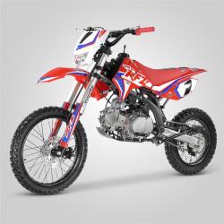Mini moto cross 150 cc APOLLO RFZ  Rouge AGB 37 NEUVE déclassée (modèle...