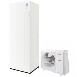 Ensemble de pompe à chaleur 5 kW Air / Eau ATLANTIC / FUJITSU Alféa Extensa...