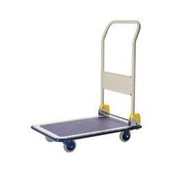 Chariot acier dossier rabattable PRESTAR Capacité 150 kg MT-11362 NEUF