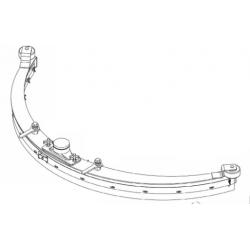 Système de raclette NILFISK pour autolaveuse CR 1100-1200-1400 - NEUF