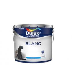 2 pots de10 Litres de peinture intérieur DULUX VALENTINE Blanc Mat pour mur...