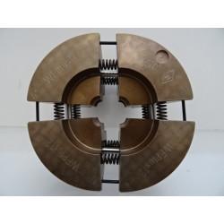 Mâchoire de serrage pour WALFORM Plus en acier St 37.4/52.4 WAL615768 NEUVE
