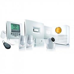Pack alarme 3 zones SOMFY Protexial Connect vidéo anti intrusion Haute...