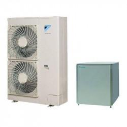Ensemble pompe à chaleur Air - Eau  inverter 11 kW DAIKIN Altherma Haute...