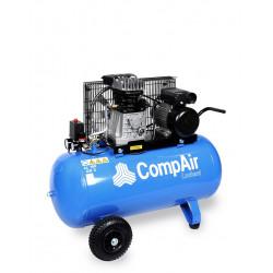 Compresseur 100 L COMPAIR 2 CV monocylindre CC102-M monophasé NEUF