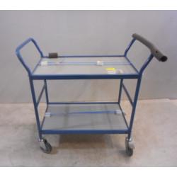Desserte - Chariot 2 plateaux bois FIMM 150 kg  880006038  NEUF