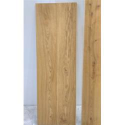 11 m² de parquet chêne contrecollé brossé huilé couleur Blond rubio  NEUF