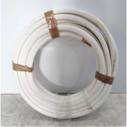 """20 m de liaisons frigorifiques double tubes cuivrés pré-isolés 3/8"""" 5/8""""  MAC..."""