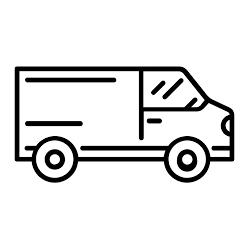 Forfait livraison produit Hors Gabarit par transporteur