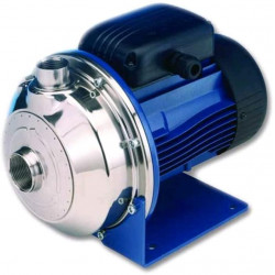 Pompe de surface - Pompe centrifuge monocellulaire inox  0.55 kW  inox LOWARA...