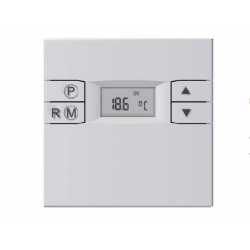 Thermostat d'ambiance programmable liaison bus CHAPPEE - RC07.03 - NEUF