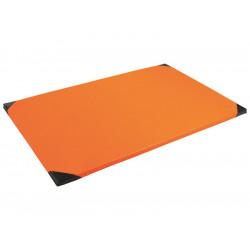 Tapis de sol ORANGE WESCO 200  x 130 cm