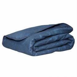Carton de 6 couettes EASYTEX jetables Eco bleu marine pour literie - A19632 - NEUF