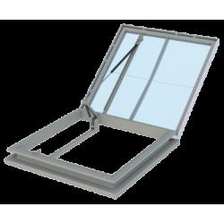 Lanterneau - Fenêtre de toit BLUETECK Bluecoif Treuil + acces  NEUF déclassé