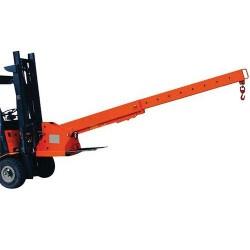 Potence télescopique inclinable 3T STOCKMAN pour chariot élévateur - ARE30 -...