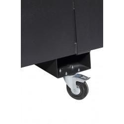 SORI TPS1165S - Coffre travaux public 350 Litres sur pieds