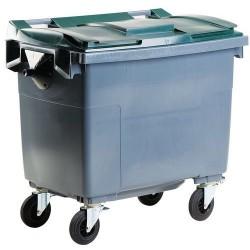 Conteneur à déchets 660 litres SULO A016743 NEUF