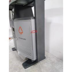VEPA BINS VB 650408 - Poubelle d'extérieur 2 X 39 Litres