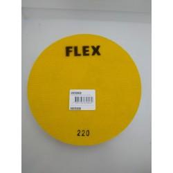 FLEX FEMA ELECFLEX225-220 - Disque diamant velcro Diamètre 225 mm
