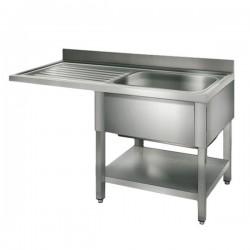 STK126SBR1 - Meuble évier lave-vaisselle 1.2m