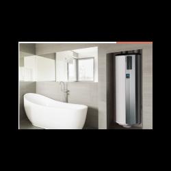 Chauffe-eau thermodynamique 200 L ATLANTIC Aquacosy sur air extrait 350102 NEUF