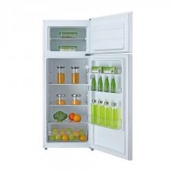 GLEM GRF210WH - Réfrigérateur 2 portes 204L