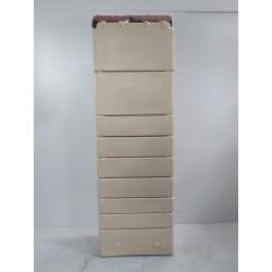 BELLI JARDIN 09369 - Récupérateur à eau mural 300 litres beige